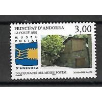 Andorre - Numéro 510 - Neuf sans Charnière