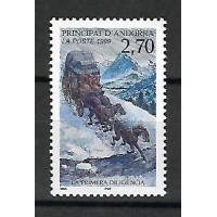 Andorre - Numéro 516 - Neuf sans Charnière