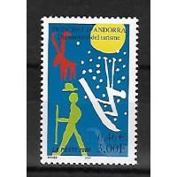 Andorre - Numéro 535 - Neuf sans Charnière