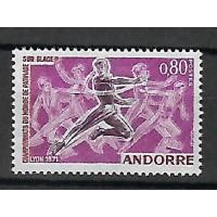 Andorre - Numéro 209 - Neuf sans Charnière