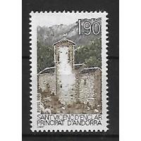 Andorre - Numéro 354 - Neuf sans Charnière