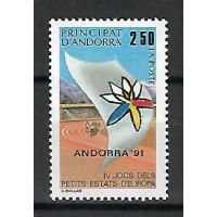 Andorre - Numéro 401 - Neuf sans Charnière