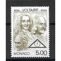 Monaco - Numéro 1962 - Neuf sans Charnière
