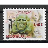 Monaco - Numéro 2472 - Neuf sans Charnière