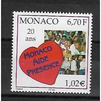 Monaco - Numéro 2191 - Neuf sans Charnière