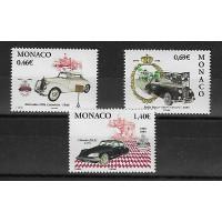 Monaco - Numéro 2369 à 2371 - Neuf sans Charnière