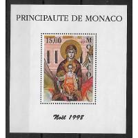 Monaco - BF 86 - Neuf sans Charnière