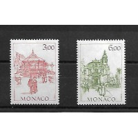Monaco - Numéro 1410 à 1411 - Neuf sans Charnière