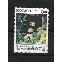 Monaco - Numéro 1487 - Neuf sans Charnière