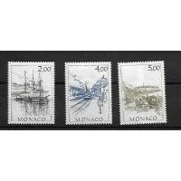 Monaco - Numéro 1516 à 1518 - Neuf sans Charnière