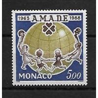 Monaco - Numéro 1625 - Neuf sans Charnière