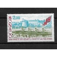 Monaco - Numéro 1634 - Neuf sans Charnière
