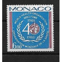 Monaco - Numéro 1636 - Neuf sans Charnière