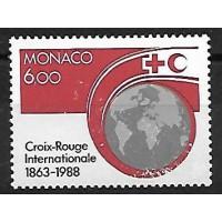 Monaco - Numéro 1637 - Neuf sans Charnière