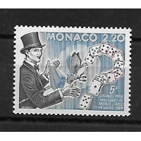 Monaco - Numéro 1678 - Neuf sans Charnière
