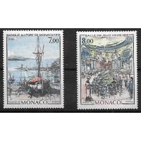 Monaco - Numéro 1696 à 1697 - Neuf sans Charnière