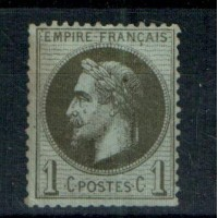 France - Numéro 25 - Neuf sans gomme