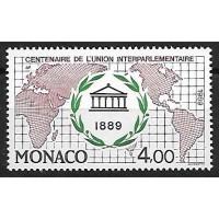 Monaco - Numéro 1700 - Neuf sans Charnière