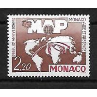 Monaco - Numéro 1704 - Neuf sans Charnière