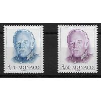 Monaco - Numéro 1722 à 1723 - Neuf sans Charnières