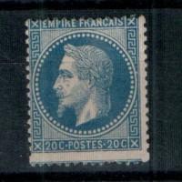 France - Numéro 29 B - Neuf avec charnière