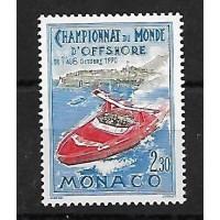 Monaco - Numéro 1741 - Neuf sans Charnière