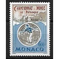 Monaco - Numéro 1742 - Neuf sans Charnière