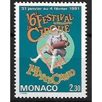 Monaco - Numéro 1753 - Neuf sans Charnière