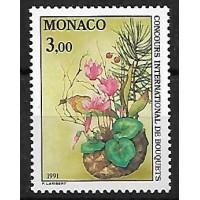 Monaco - Numéro 1759 - Neuf sans Charnière