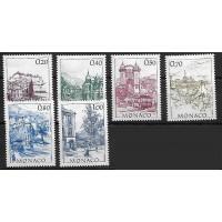 Monaco - Numéro 1762 à 1767 - Neuf sans Charnière