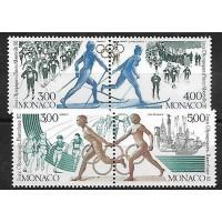 Monaco - Numéro 1770 à 1773 - Neuf sans Charnière