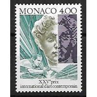 Monaco - Numéro 1776 - Neuf sans Charnière