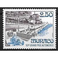 Monaco - Numéro 1814 - Neuf sans Charnière
