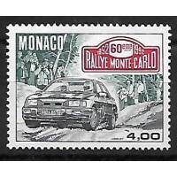 Monaco - Numéro 1816 - Neuf sans Charnière