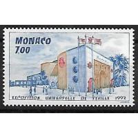 Monaco - Numéro 1828 - Neuf sans Charnière
