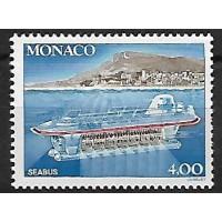 Monaco - Numéro 1852 - Neuf sans Charnière