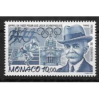 Monaco - Numéro 1853 - Neuf sans Charnière