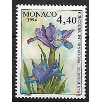 Monaco - Numéro 1932 - Neuf sans Charnière