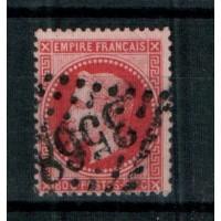 France - Numéro 32 a - Oblitéré - Variété