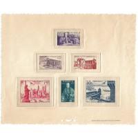 Monaco Epreuve de Luxe - PA 22 à 27 - Neuf sans Charnière dans sa pochette d'origine