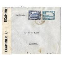 Ancienne Lettre Censurée - (A 95)