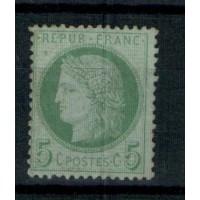 France - Numéro 53  - Neuf sans gomme