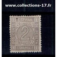 Espagne - Numéro 115 - Oblitéré