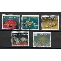 Lot de Timbres Thématique - Vie sous Marine - Australie - (T112)