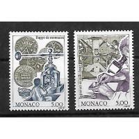 Monaco - Numéro 2060 à 2061 - Neuf sans Charnière