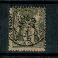 France - Numéro 82 b - Oblitéré