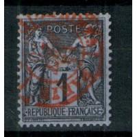 France - Numéro 83 - Oblitéré (cachet rouge)