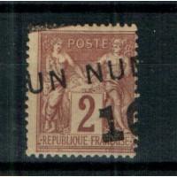 France - Numéro 85 - Oblitéré - Annulation Journaux