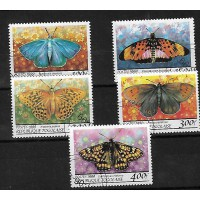 Timbre Thématique du Monde - Papillon - Republic de Togolaie - (T223)