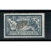 France - Numéro 123 - Neuf sans charnière